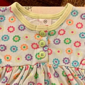 Size 80 Hanna Andersson dress (2T)